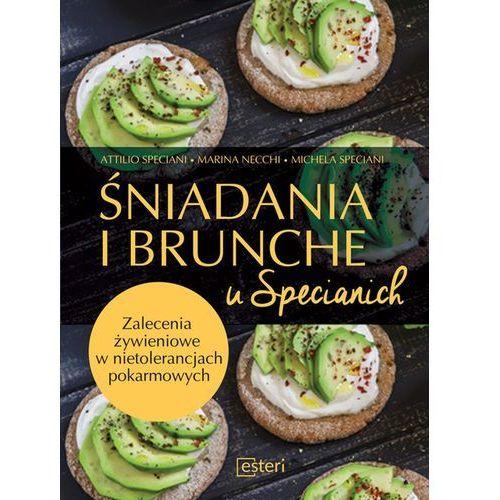 Śniadania i brunche u Specianich. Zalecenia żywieniowe w nietolerancjach pokarmowych (9788365373212)