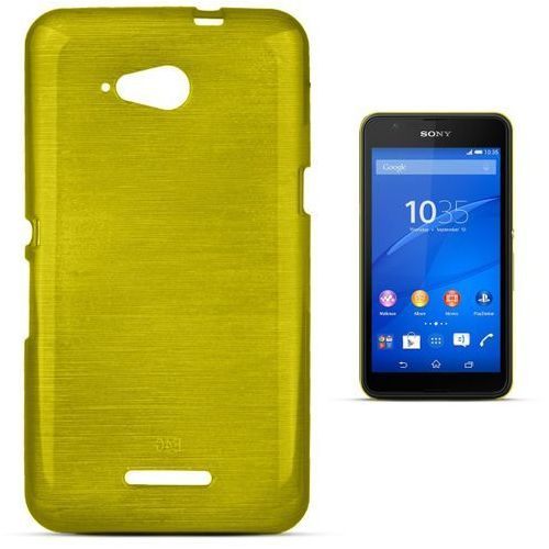 """Jelly Brush Sony Xperia E4G / E4G Dual"" (Green) (5901737290434)"