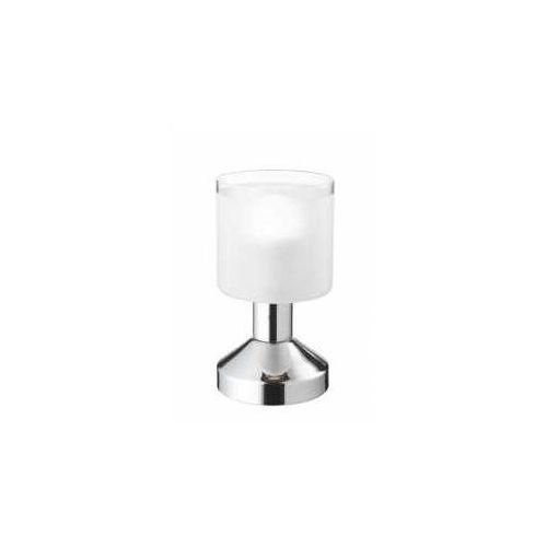 Reality Gral Lampa stołowa Chrom, 1-punktowy - Nowoczesny - Obszar wewnętrzny - GRAL - Czas dostawy: od 2-3 tygodni