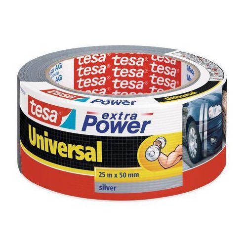 Taśma naprawcza extra power universal 50mmx25m srebrna 56388 marki Tesa