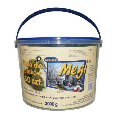 OKAZJA - Megan  kule dla ptaków zimujących małe 30 sztuk (5908241610635)