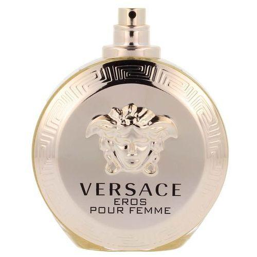 eros pour femme 100ml w woda perfumowana tester marki Versace