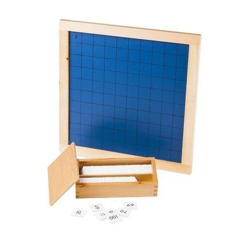 Montessori tablica liczb (8596027001523)
