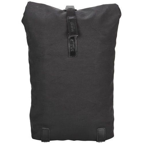 Brooks pickwick canvas plecak small 12l czarny 2018 plecaki szkolne i turystyczne