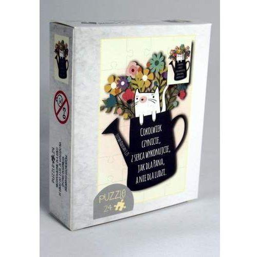 Praca zbiorowa Zestaw gold 6 łyż+1 łyż do cukru magnolia box