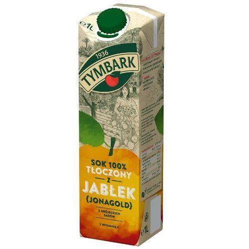 OKAZJA - Sok 100% z tłoczonych jabłek jonagold 1 l Tymbark