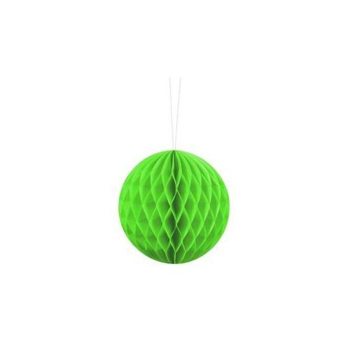 Dekoracja wisząca kula zielone jabłko - 10 cm - 1 szt. (5901157497499)