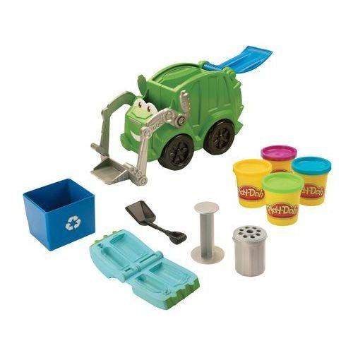Play-Doh Śmieciarka Rowdy z kategorii śmieciarki