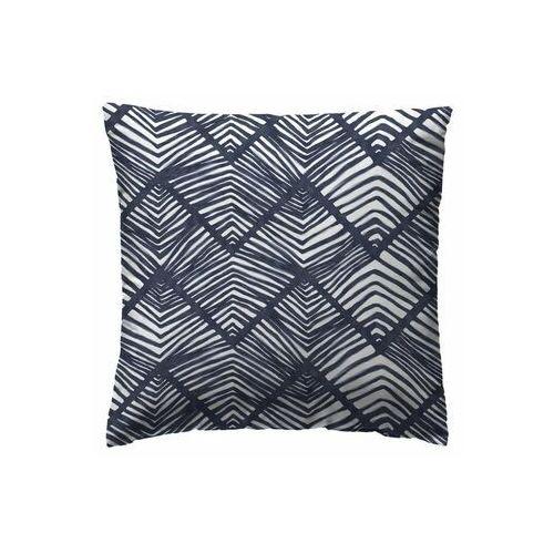 Poduszka VEDZUL niebieska 40 x 40 cm INSPIRE