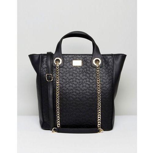 Marc B Oversized Tote Bag - Black