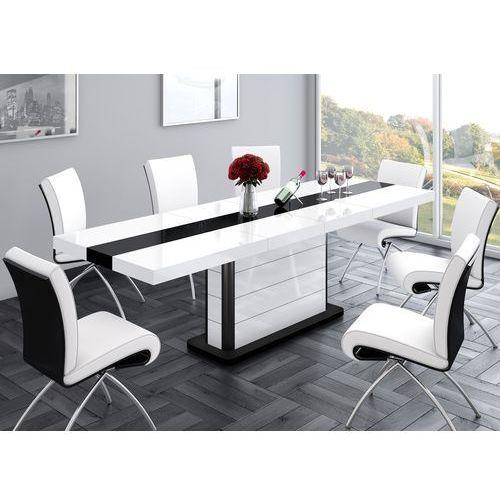 Stół rozkładany PIANO 160-210-260/89/75 cm