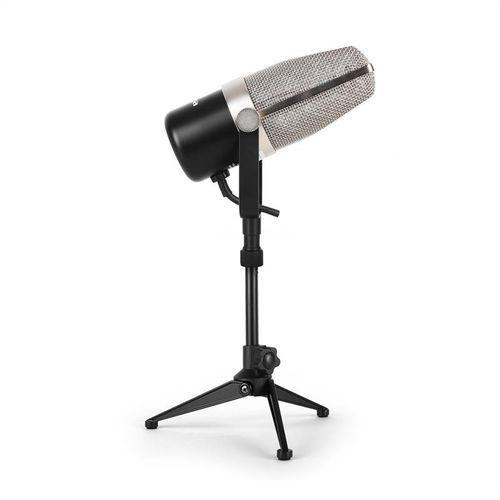 Mikrofon wstęgowy  hrm-2 ze statywem stołowym malone st- marki Auna