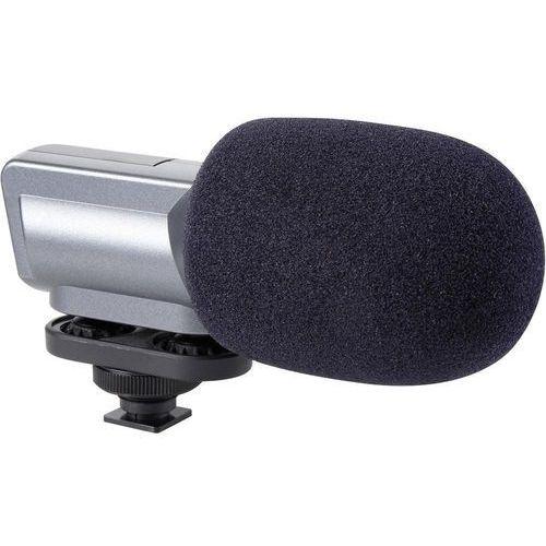 Mikrofon do kamery Renkforce AVL773, Rodzaj transmisji danych: Przewodowa, z kablem, Gorąca stopka (4016138958089)