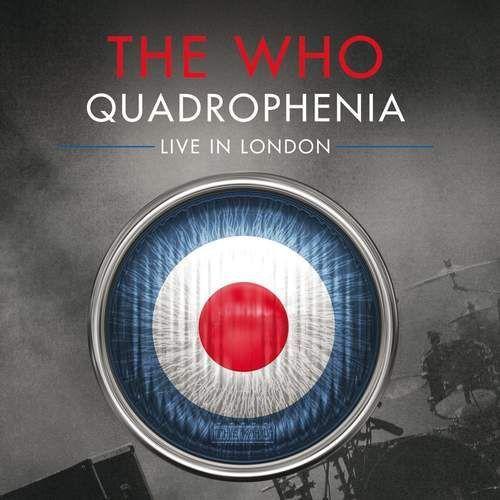 Quadrophenia - Live In. .