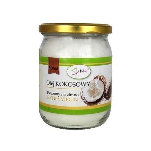 Vivio Olej kokosowy virgin  500ml (5902115105067)