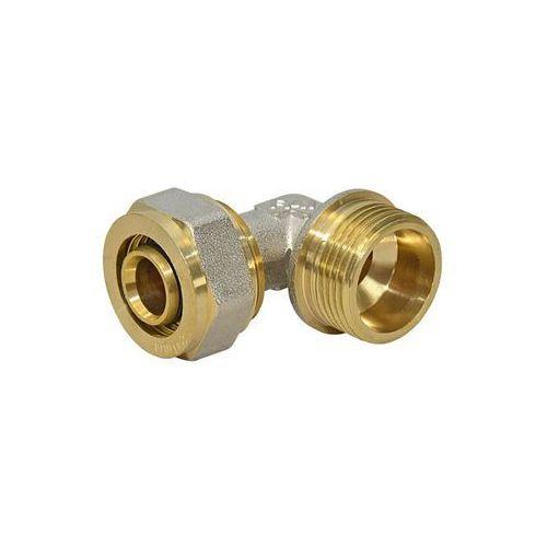 """Kolanko 90° SKRĘCANE 20 mm - GZ3/4"""" INSTAL COMPLEX (5907465167420)"""