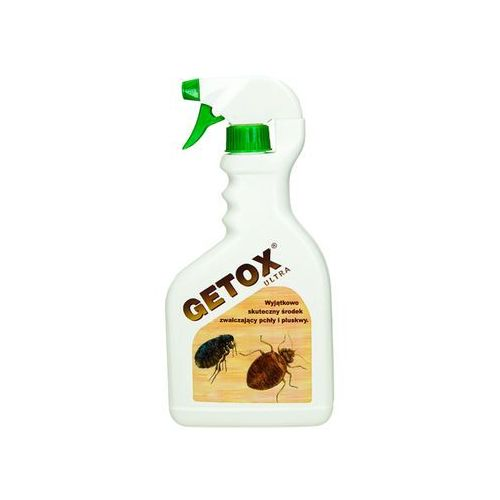 Preparat na pluskwy spray Getox Ultra 600ml.
