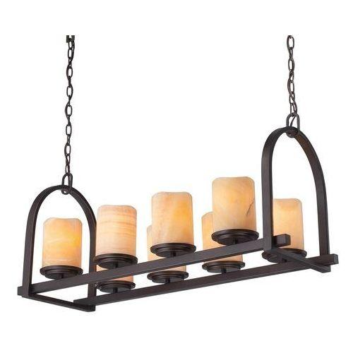Elstead Lampa wisząca aldora qz/aldora8/isle - lighting - rabat w koszyku (5024005206514)