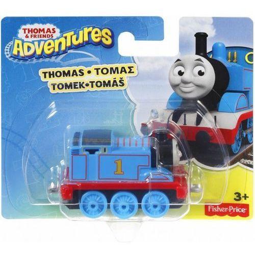 mała lokomotywa tomek, tomek i przyjaciele adventures marki Fisher price