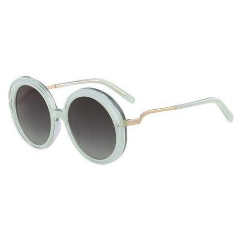 Okulary Słoneczne Chloe CE 3614S Kids 317, kolor żółty