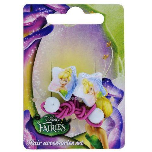 Disney Ozdoby do włosów gumki fairies (5902704158610)