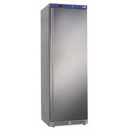 Szafa chłodnicza z wentylacją | stal nierdzewna | 400L | 0°C do +8°C | 600x585x(H)1855 mm
