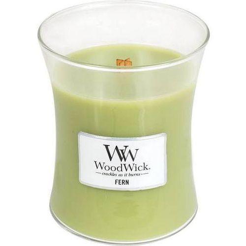 Woodwick Świeca core fern średnia