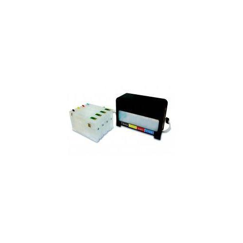 Atramentówka System stałego zasilania ciss do epson workforce pro wf-4640 all-in-one printer