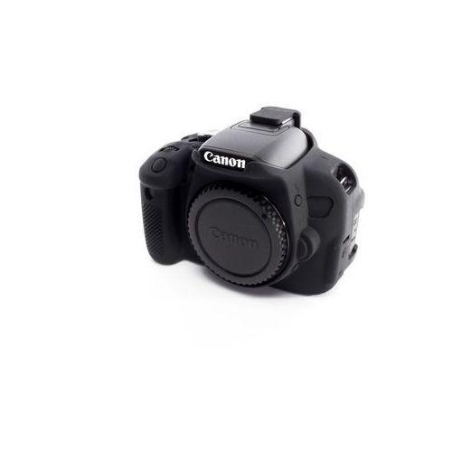 EasyCover osłona gumowa dla Canon 650D/700D/T4i/T5i czarna, ECC650DB