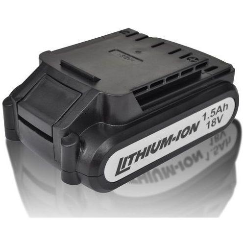 vidaXL Akumulator do wkrętarki bezprzewodowej, Li-ion 1,5 Ah 18 V (8718475862970)