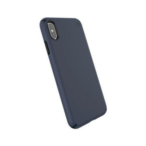 Etui SPECK Presidio Pro do iPhone Xs Max Granatowy, kolor niebieski