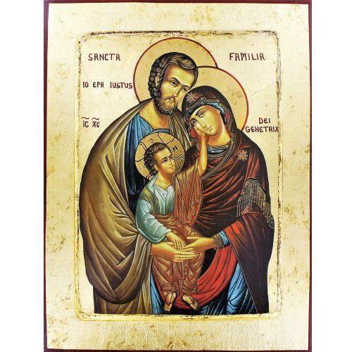 Grecka ikona Świętej Rodziny, 055502