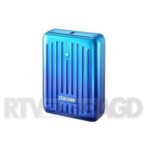 Zendure Powerbank super mini 10000 mah niebieski (0850006872220)