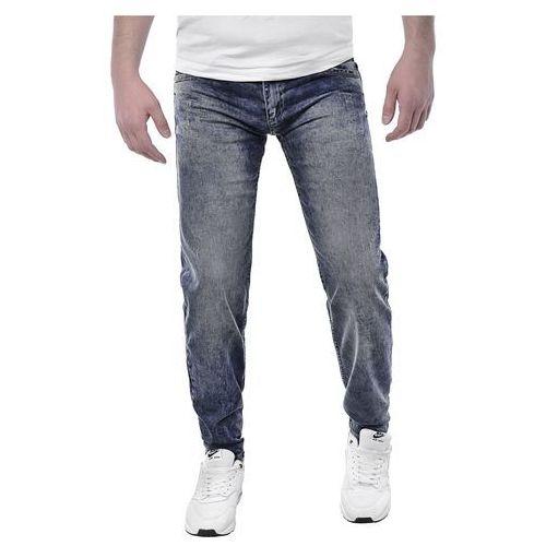 Spodnie jeansowe męskie - 4446 marki Risardi