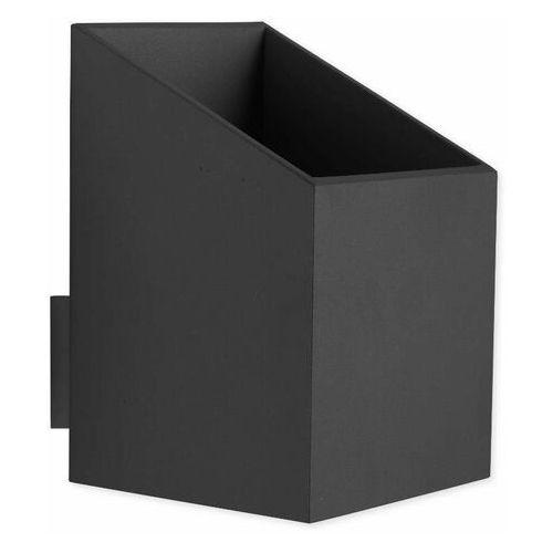 Kinkiet rubik krótki czarny 625/k kr cza - - sprawdź kupon rabatowy w koszyku marki Lampex
