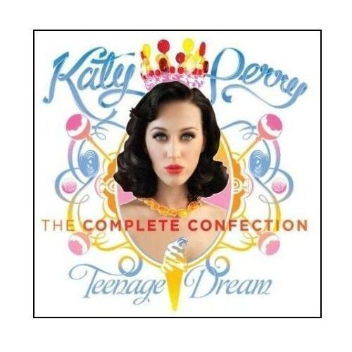 KATY PERRY - TEENAGE DREAM: THE COMPLETE CONFECTION (LIMITED EDITION) (CD)