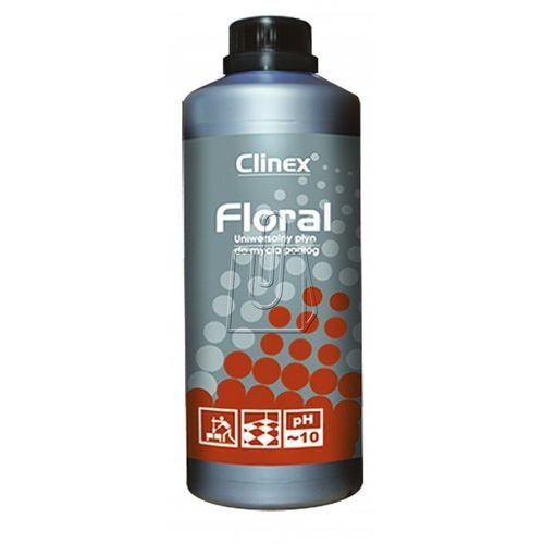Clinex Płyn uniwersalny floral do mycia podłóg 1l (5907513270249)
