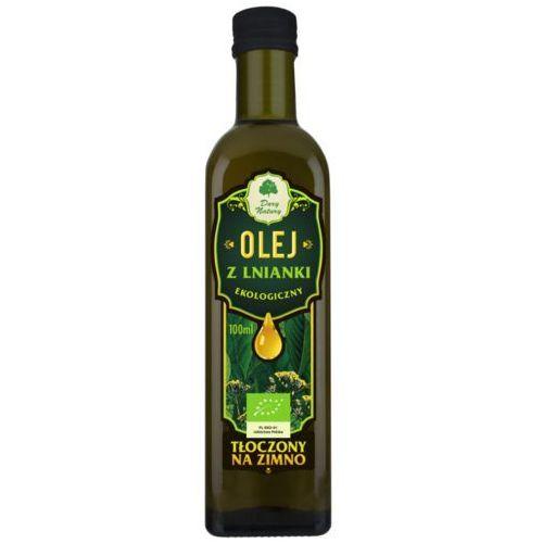 Olej z Lnianki ( Rydzowy ) Virgin BIO 100 ml Dary Natury
