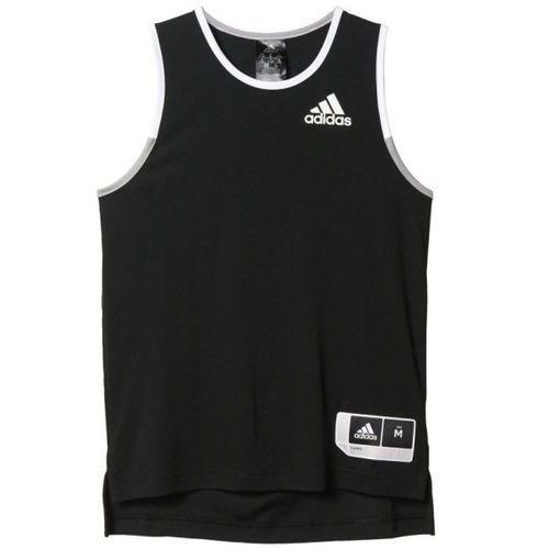 Koszulka koszykarska adidas Commander 16 Junior AZ9563 izimarket.pl, kolor Czarny