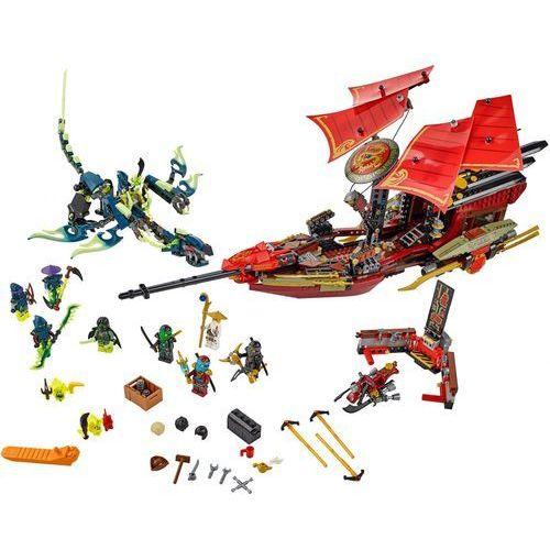 Lego Ninjago Ostatni lot Perły przeznaczenia 70738, kategoria wiekowa [9+]