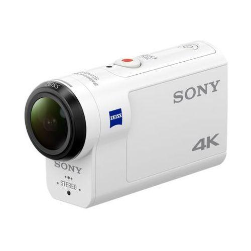 Kamera 4K Action Cam FDR-X3000R w zestawie uchwyt AKA-FGP1, odbierz w SONY CENTRE - Katowice, Kraków