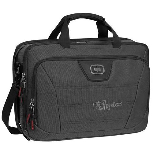 Ogio renegade top zip torba na laptopa 17'' / black