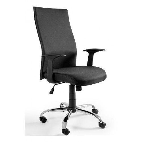 Krzesło obrotowe BLACK ON BLACK, (W-93A)