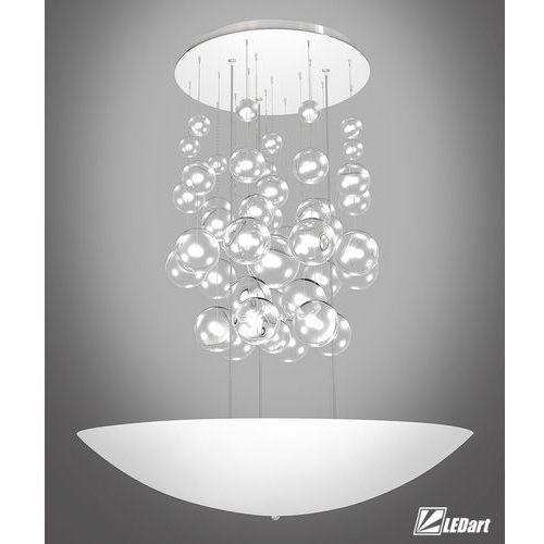 Lampa wisząca PERLA BIANCO II (5907377248576)
