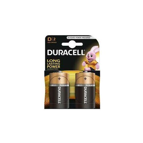 Bateria Duracell LR20 / D / MN1300 (K2) Basic (5000394076730)