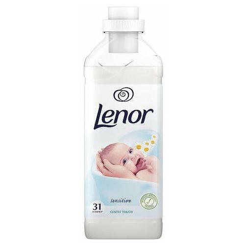 Lenor Gentle Touch Płyn do płukania tkanin 930 ml, 31 prań, 8001090206930