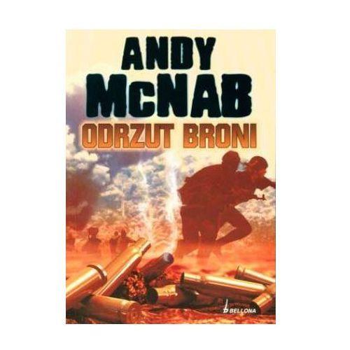 ODRZUT BRONI McNab Andy, oprawa miękka