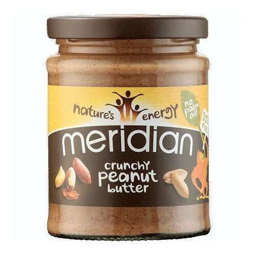 Meridian foods Chrupiące masło orzechowe 280g