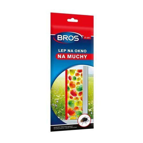 Bros Lep na muchy, okienny 4-pak (5904517002579)