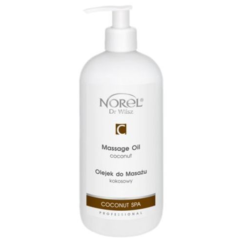 coconut spa massage oil coconut kokosowy olejek do masażu (pb331) marki Norel (dr wilsz)